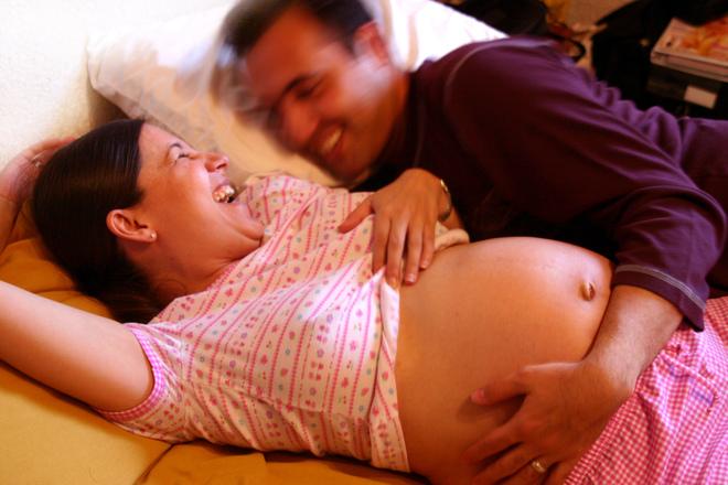 Emociones y embarazo